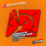GONCALO M/CHRISTIAN PEAK/DJ GUMJA/REIX - #019 (Front Cover)