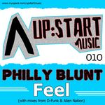 PHILLY BLUNT - Feel (Front Cover)
