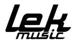 LEK FONQ - Inner Rhythm (Back Cover)