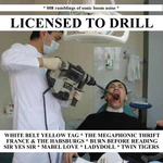 Licensed To Drill EP