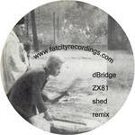 DBRIDGE - Producer #2 Remix EP (Front Cover)