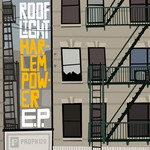ROOF LIGHT - Harlem Power EP (Front Cover)