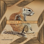 TECHI - Wild Squirrel EP (Front Cover)