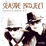 SEASIDE PROJECT - Funky Man (Front Cover)