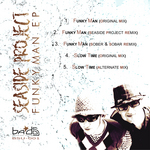 SEASIDE PROJECT - Funky Man (Back Cover)