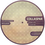 COLLASPAR - Cosmic Love (Front Cover)