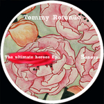 ROTUNDO, Tommy - The Ultimate Heroes EP (Front Cover)