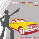 QUINCY JOINTZ/SR DE FUNK - Funky Race (Front Cover)