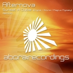 AFTERNOVA - Sunset In Dubai (Front Cover)