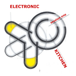 HADERLAPP, Walter/FUTURE SPACE JUNKIE/RC100/ISI/MARCO MARINO/TWISTER - Electronic Kitchen Session 1 (Front Cover)