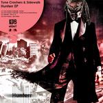 TUNE CRASHERS & SIDEWALK - Hunterr (Front Cover)