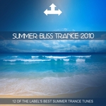 Various - Summer Bliss Trance 2010 (Front Cover)