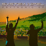 SYSTEM NIPEL/ULTRAVOICE/INTERSYS/MICHELE ADAMSON - Psytronic EP (Front Cover)