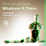 SIMMONS/BLANC - Whatever It Takes (Front Cover)