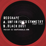 REDSHAPE - Unfinished Symmetry (Front Cover)