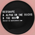 REDSHAPE - Alpha On The Rocks (Front Cover)