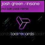 GREEN, Josh - Insane (Front Cover)