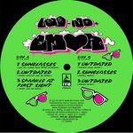 LEG NO & EMMA - Sunglasses EP (Front Cover)