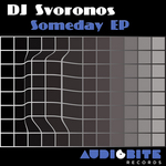 DJ SVORONOS - Someday (Front Cover)