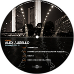 AUGELLO, Alex - Swimming City EP (Front Cover)