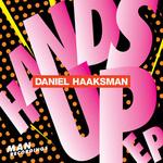 HAAKSMAN, Daniel - Hands Up EP (Front Cover)