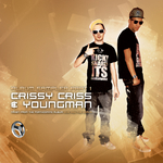 CRISSY CRISS/YOUNGMAN - Kick Snare (Front Cover)