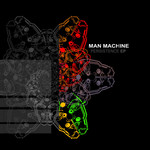 MAN MACHINE - Persistence EP (Front Cover)