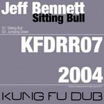 BENNETT, Jeff - Sitting Bull (Front Cover)