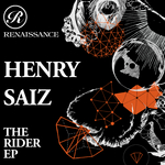 SAIZ, Henry - The Rider EP (Front Cover)