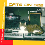 FUTURE SPACE JUNKIE - Cats On 626 (Front Cover)