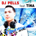 DJ PELLS feat TINA - Fantasia De Amor (Front Cover)