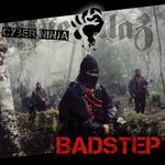 CYBER NINJA - Badstep (Front Cover)