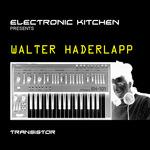 HADERLAPP, Walter - Transistor (Front Cover)