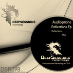 AUDIOPRONE - Reflections EP (Front Cover)