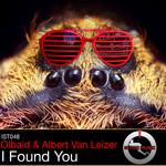 OLBAID/ALBERT VAN LEIZER - I Found You (Front Cover)
