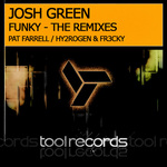 GREEN, Josh - Funky: The remixes (Front Cover)