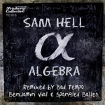 HELL, Sam - Algebra (Front Cover)