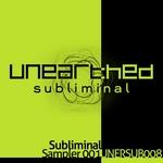Subliminal Sampler 001