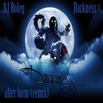 CJ BOLEG - Darkness (Front Cover)