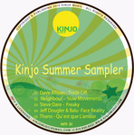 ALLISON, Dave/JEFF DOUGLER/BALU/NEIGHBOUR/STEVE DARE/THANO VESSI - Kinjo Summer Sampler (Front Cover)