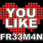 FR33M4N - You Like (Front Cover)