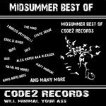 VARIOUS - Best Of Code2: Midsummer 2010 (Front Cover)