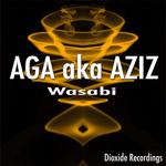 AGA AKA AZIZ - Wasabi (Front Cover)