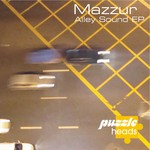MAZZUR - Alley Sound EP (Front Cover)