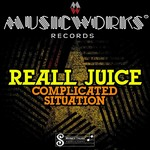 REALL JUICE - Complicated Situation (Front Cover)