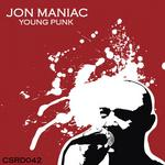 MANIAC, Jon - Young Punk (Front Cover)