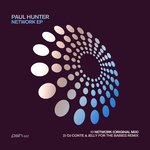 HUNTER, Paul - Network EP (Front Cover)