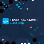PHONIC FUNK/MAX C - Don't Stop (Front Cover)