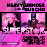 HEAVYGRINDER/SUE CHO - Superstar (Front Cover)