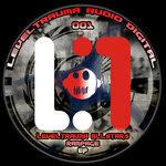 LEVELTRAUMA ALLSTARS - Rampage EP (Front Cover)
